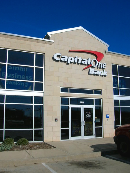 how to add capital one as payee