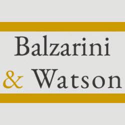Balzarini & Watson