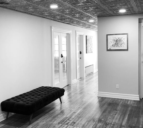 Amityville, NY Coworking Office Space, first floor