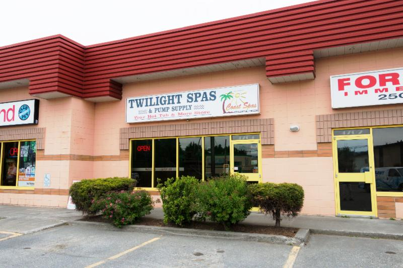 Twilight Spas & Pump Supply in Terrace