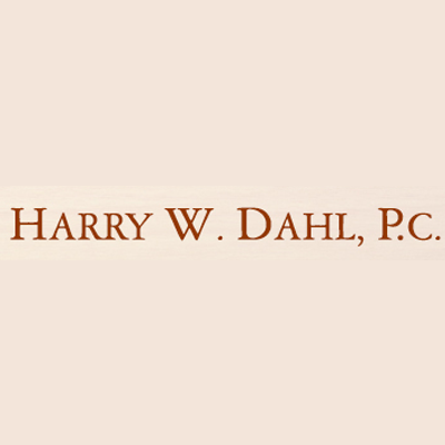Harry W. Dahl, Pc