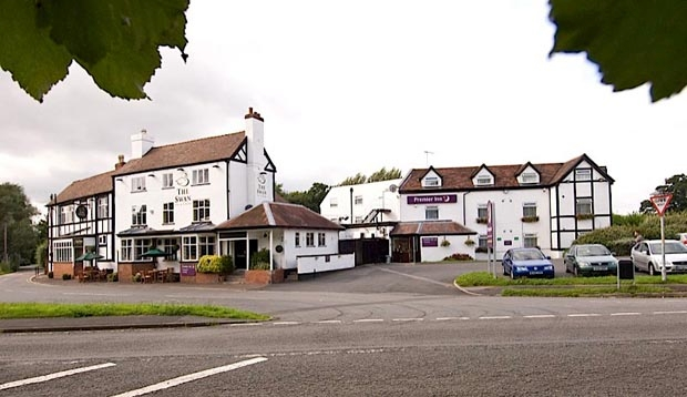 Hotels In Bromsgrove Town Centre