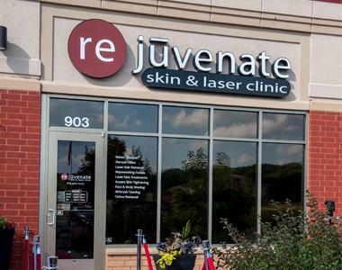 rejuvenate skin and laser