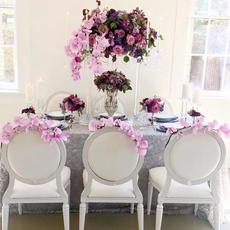 We specialize in weddings, corporate events, and private events with an emphasis on luxury weddings and exquisite floral & event design.