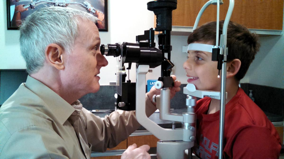 Eyes On Texas Vision Care image 0