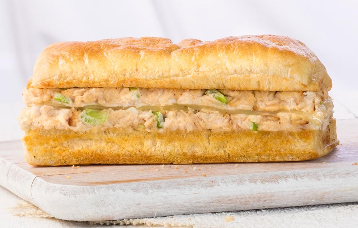 recipe: earl of sandwich bbq chicken flatbread [16]