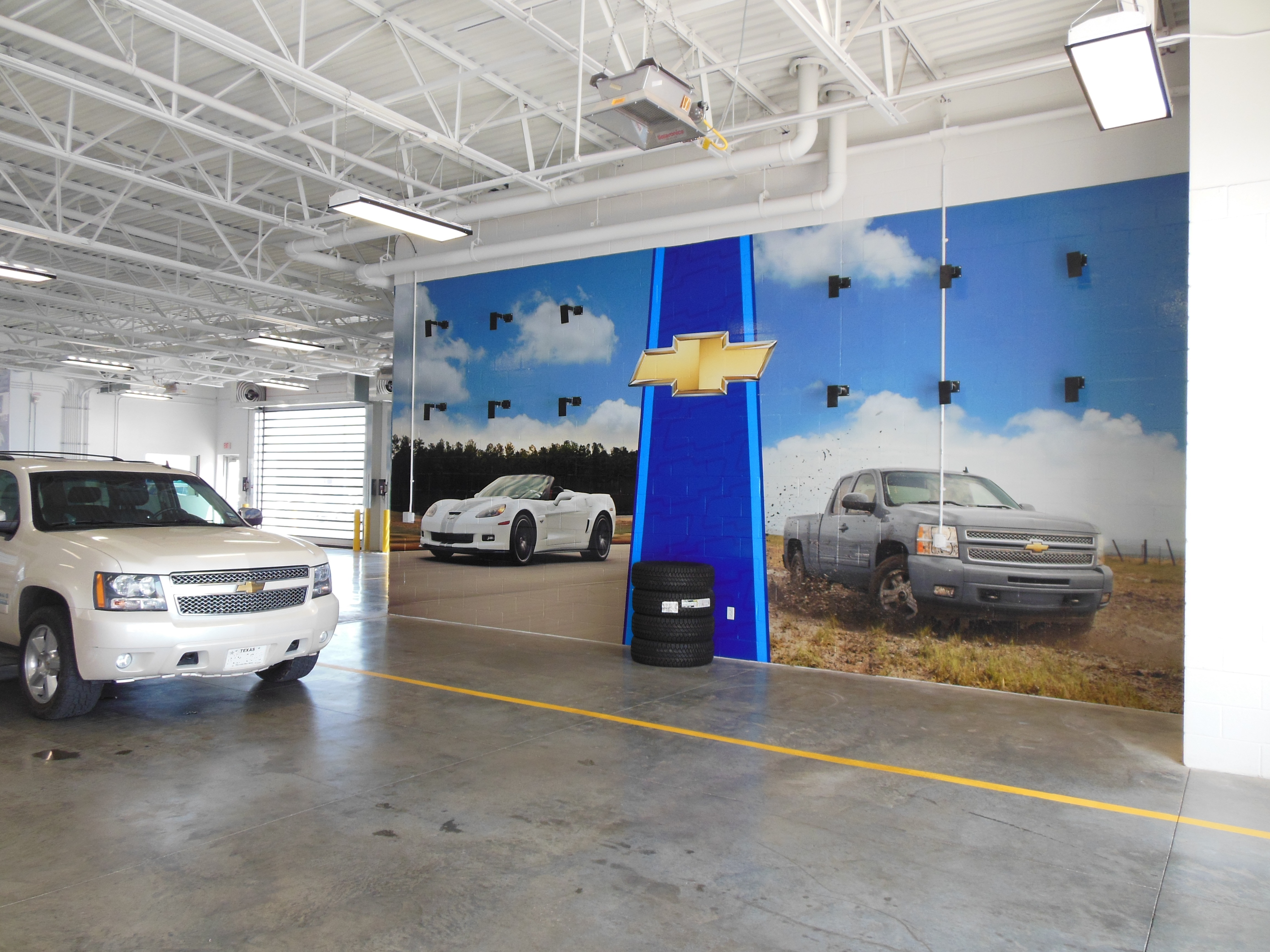 Gene Messer Chevrolet Lubbock TX Business Directory