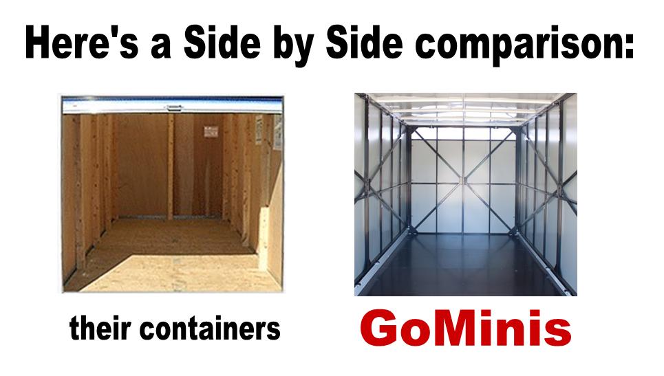 Go Mini's Moving & Portable Storage image 80
