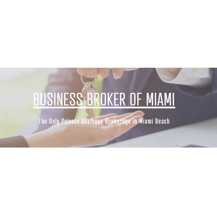 Alex Gallego of The Business Broker of Miami