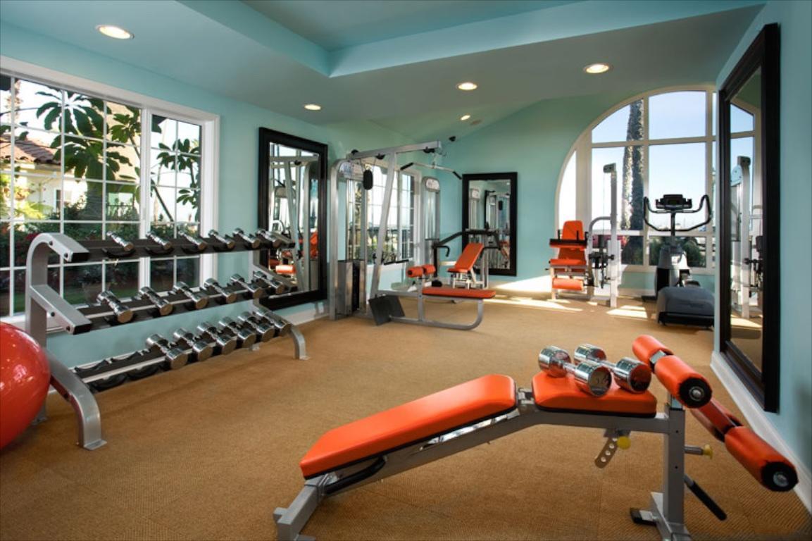 Hotel Milo Santa Barbra - Fitness Center