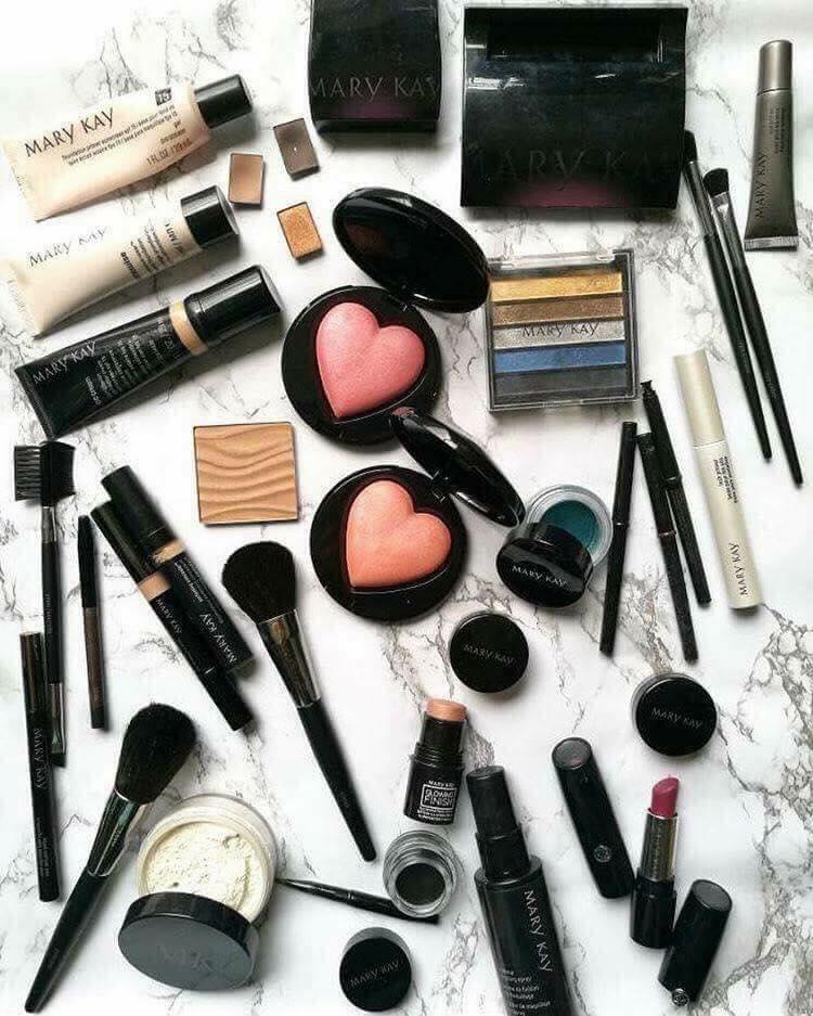 Дневной макияж мери кей