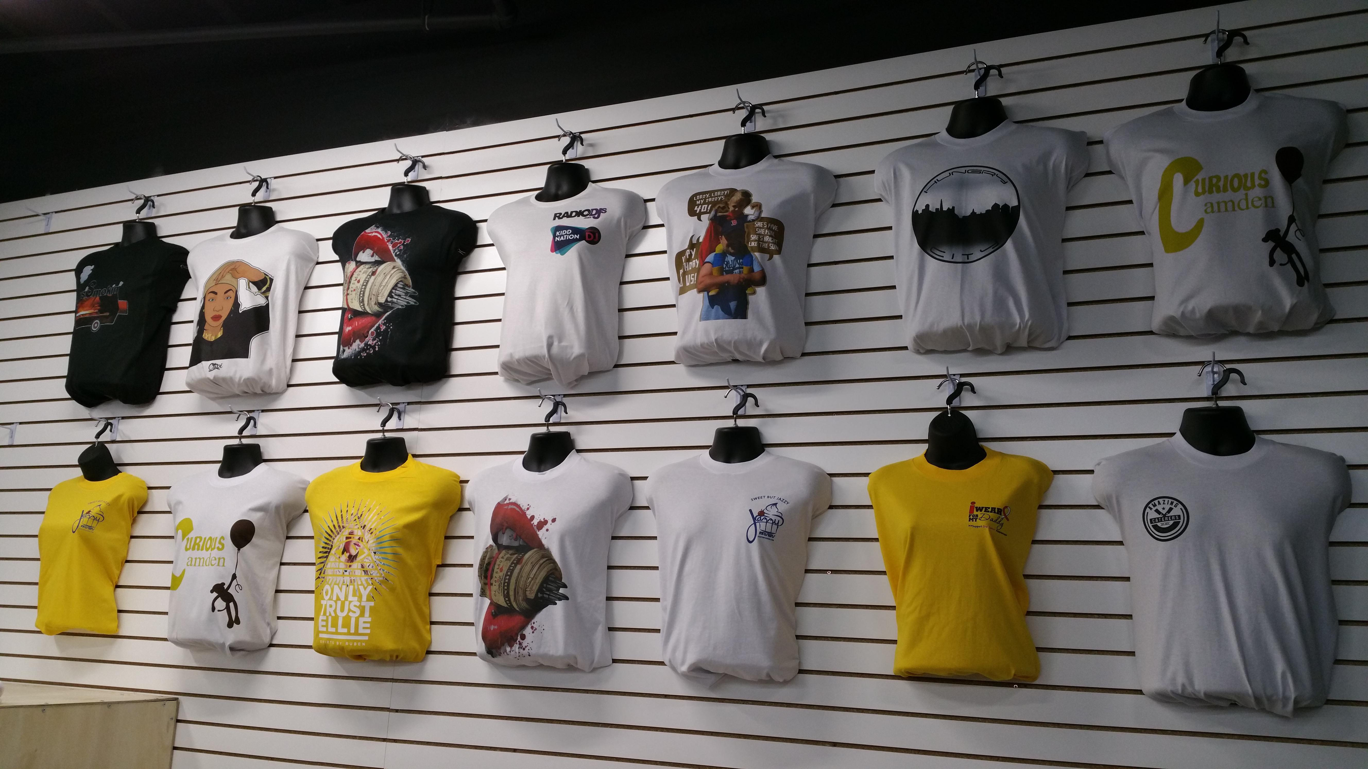 wholesale t shirts N image 42