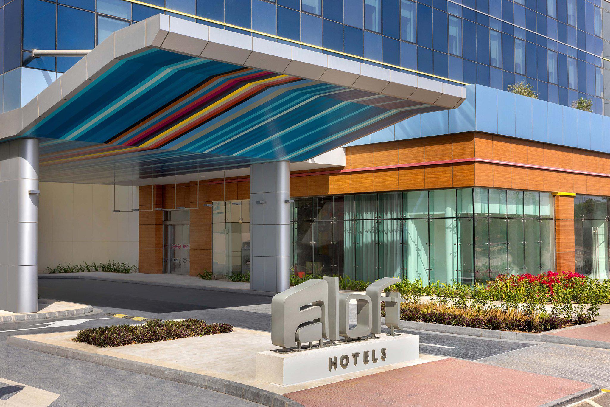 Aloft Al Mina, Dubai