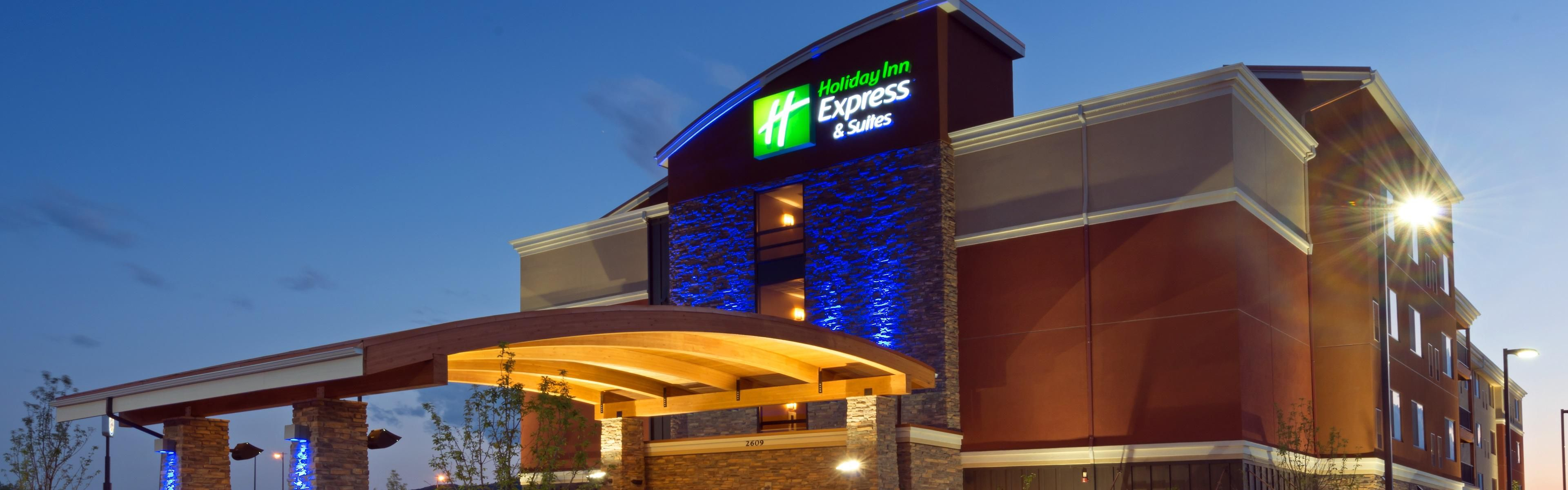 Holiday Inn Express & Suites Butte image 0