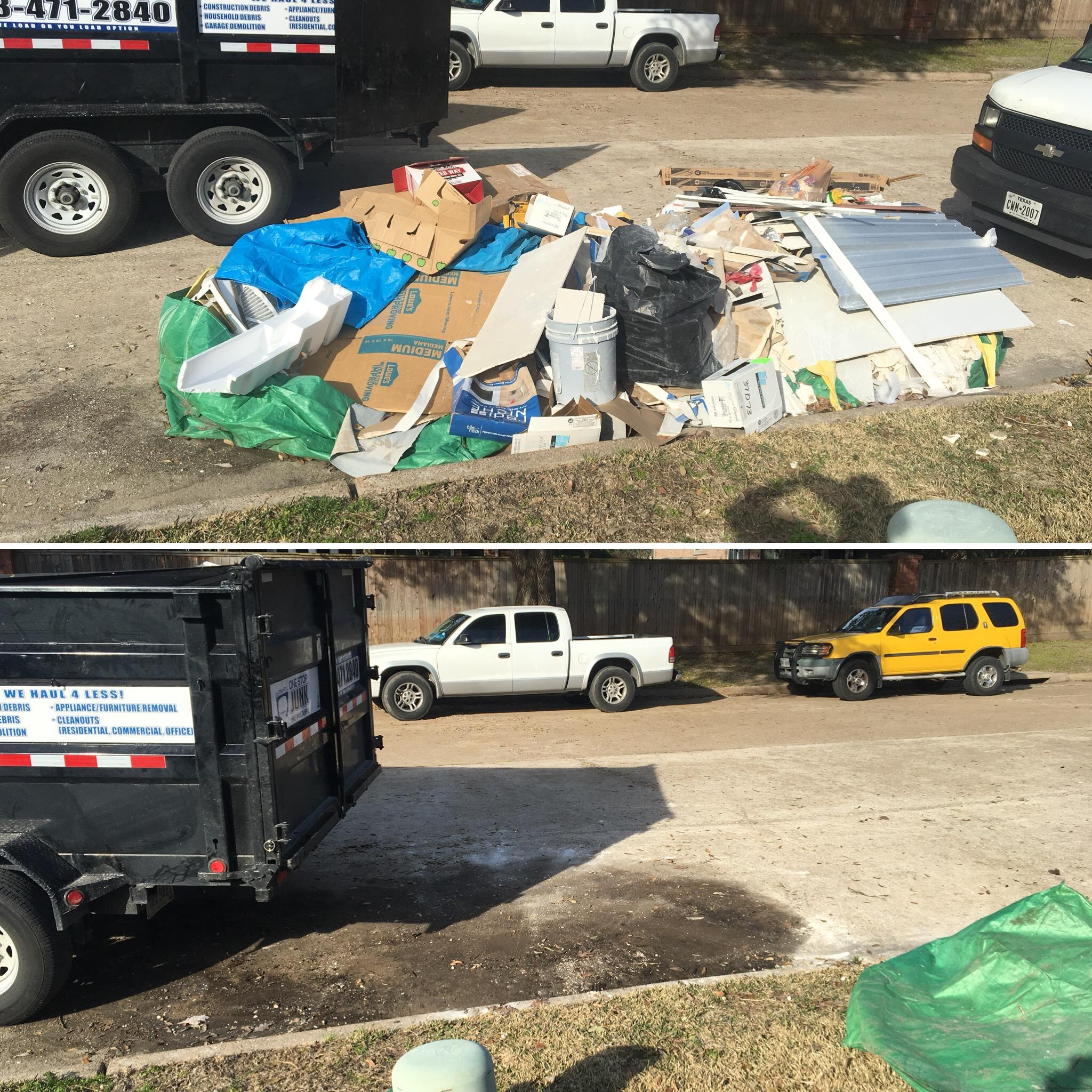 One Stop Junk Removal TX image 56