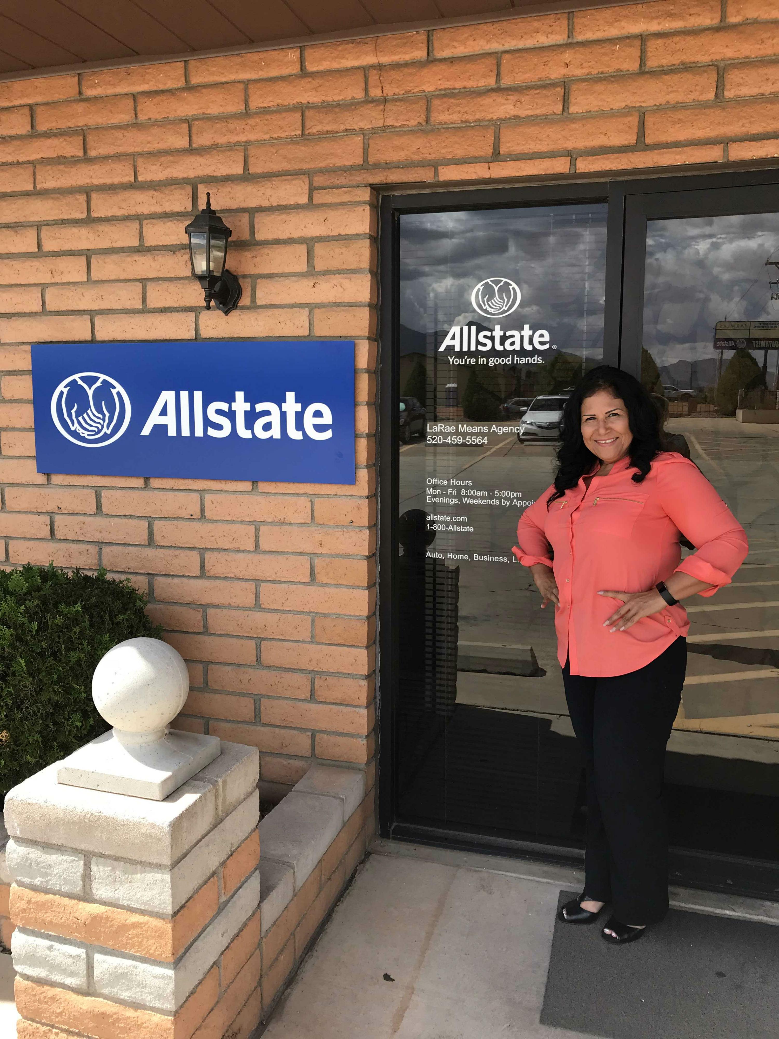 LaRae Means: Allstate Insurance image 6