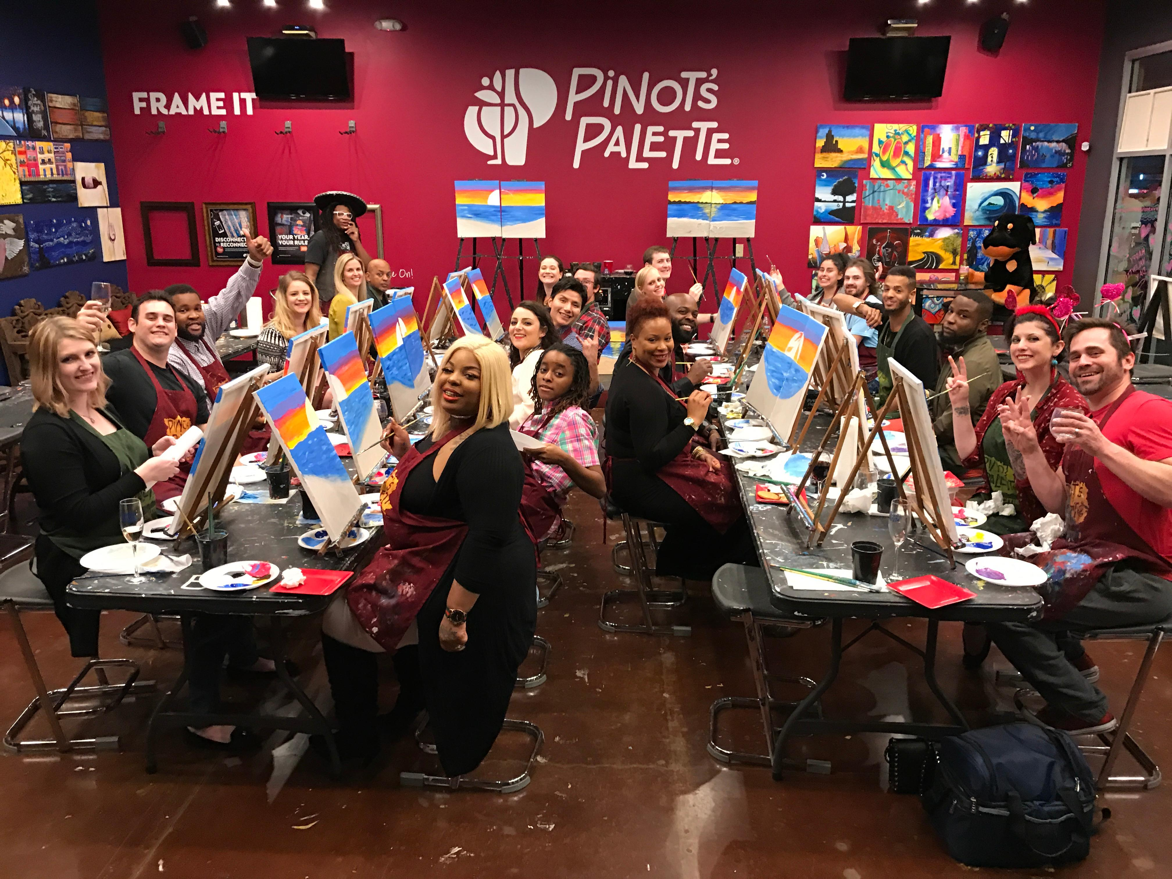 Pinot's Palette image 18
