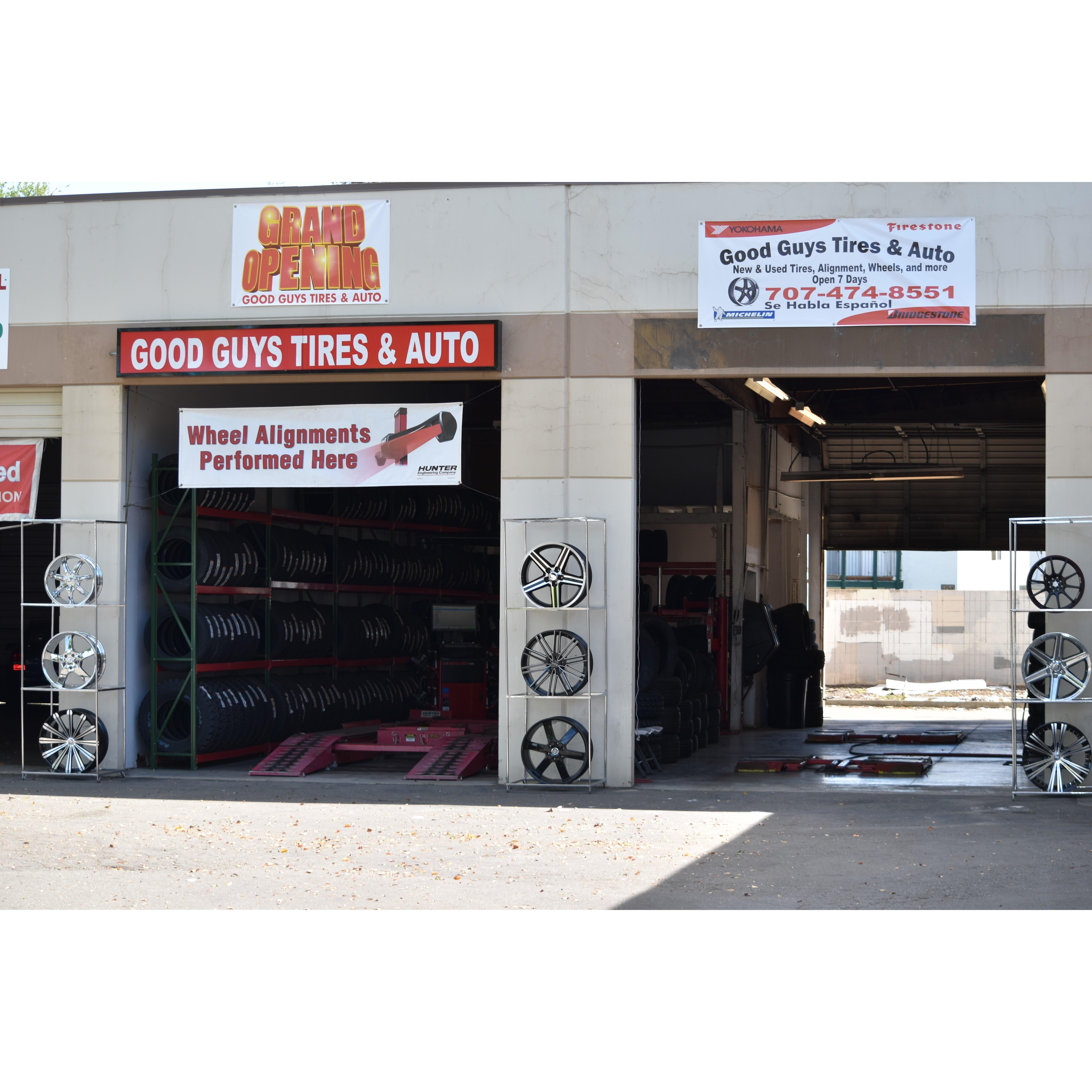 Good Guys Tires & Auto