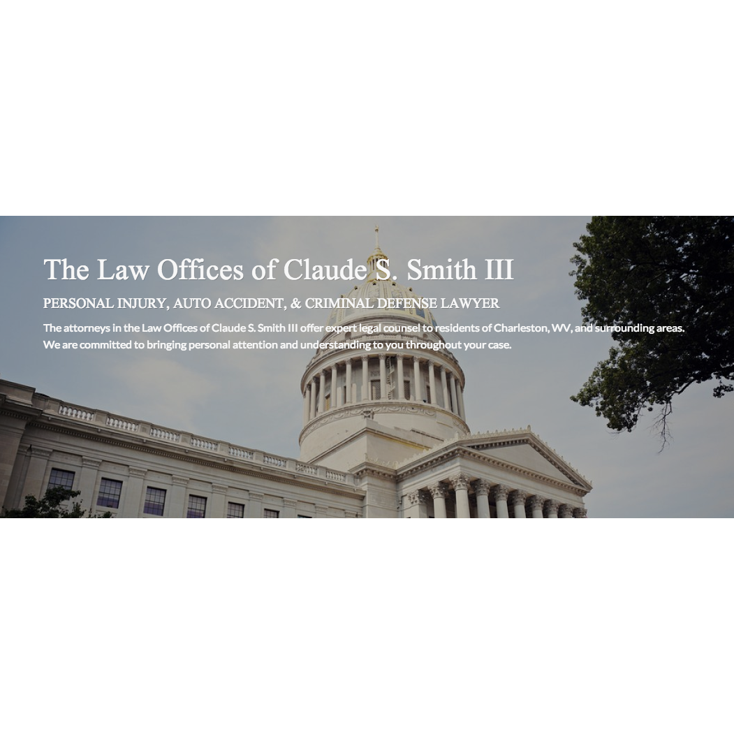 The Law Offices of Claude S Smith III 818 Oakwood Road ...