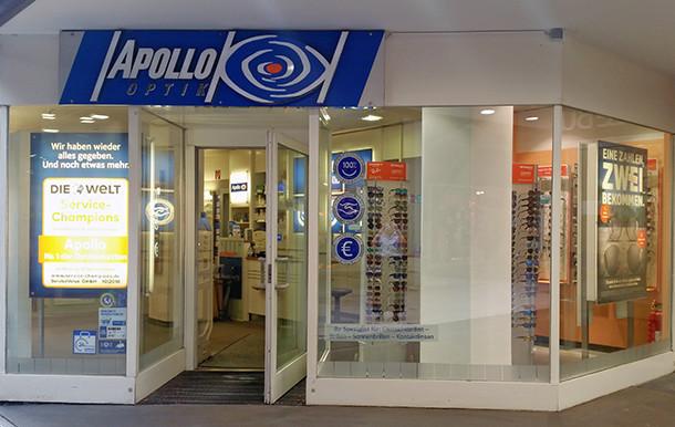 Apollo-Optik, Am Einkaufszentrum 20 in Bochum