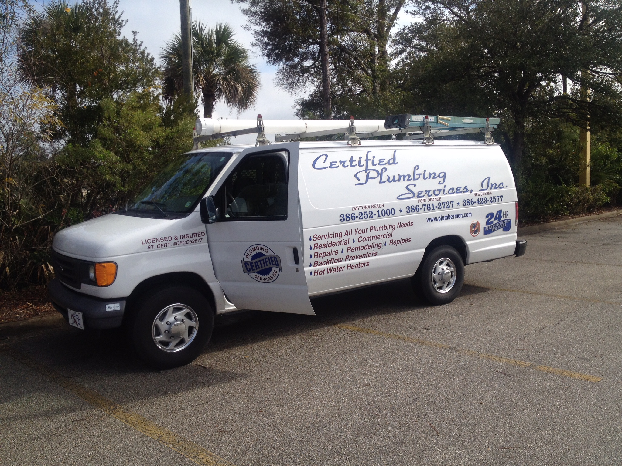 Certified Plumbing Services Inc image 2