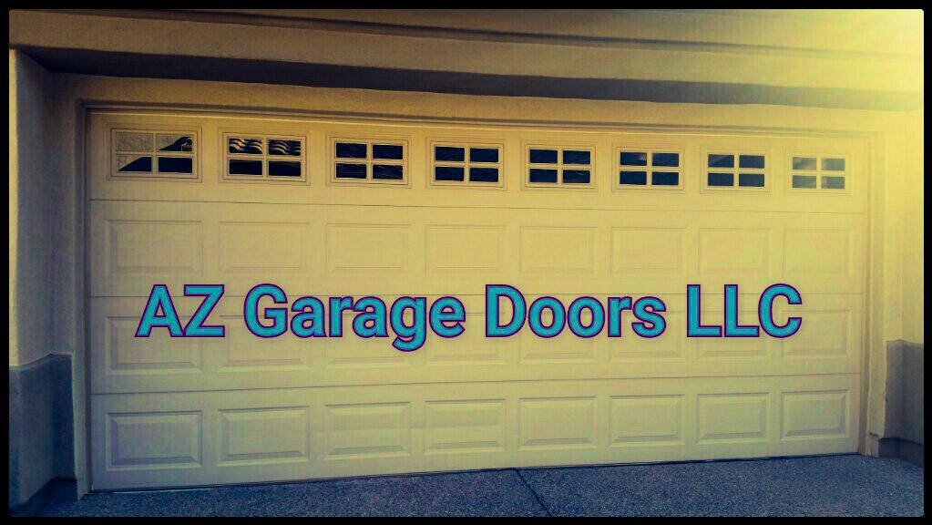 Az garage doors llc for Garage door phoenix az