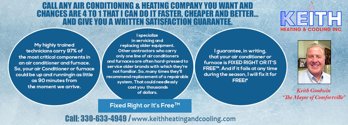Keith Heating & Cooling, Inc. image 0