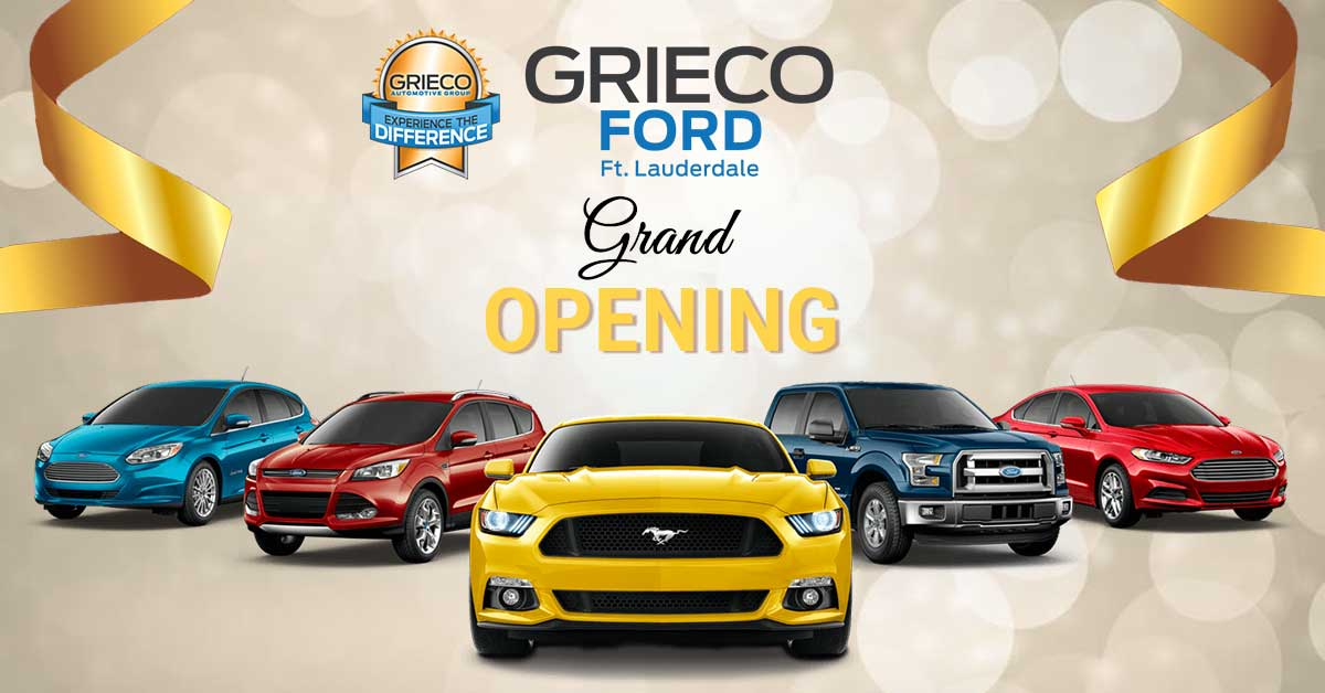 grieco ford of fort lauderdale at 1333 n federal hwy. Black Bedroom Furniture Sets. Home Design Ideas