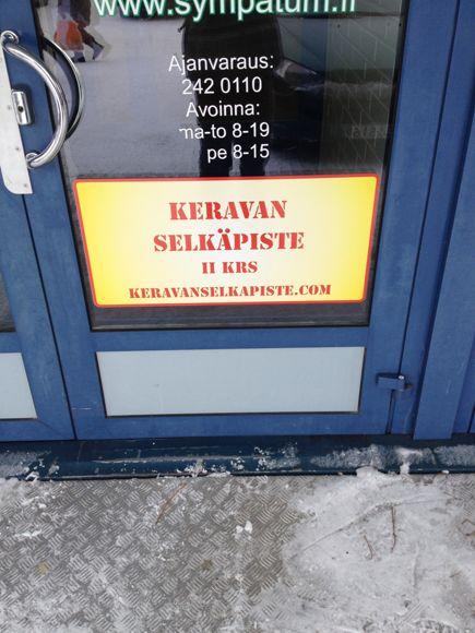paikka hieronta käsityö sisään Espoo