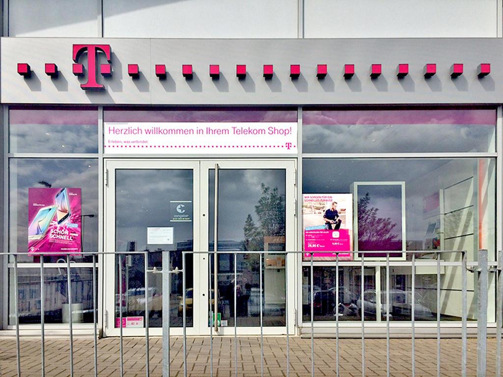 Telekom Shop - Geschlossen, Max-Peters-Str. 15 in Duisburg
