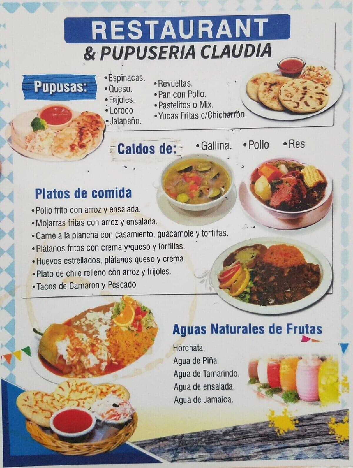 Restaurant & Pupuseria Claudia image 8