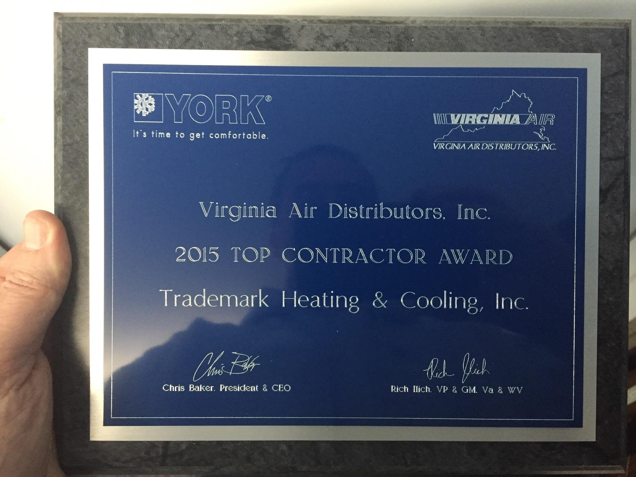 Trademark Heating And Cooling image 1