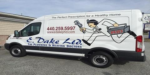 E Dake Ltd The Plumbing & Heating Doctors image 0