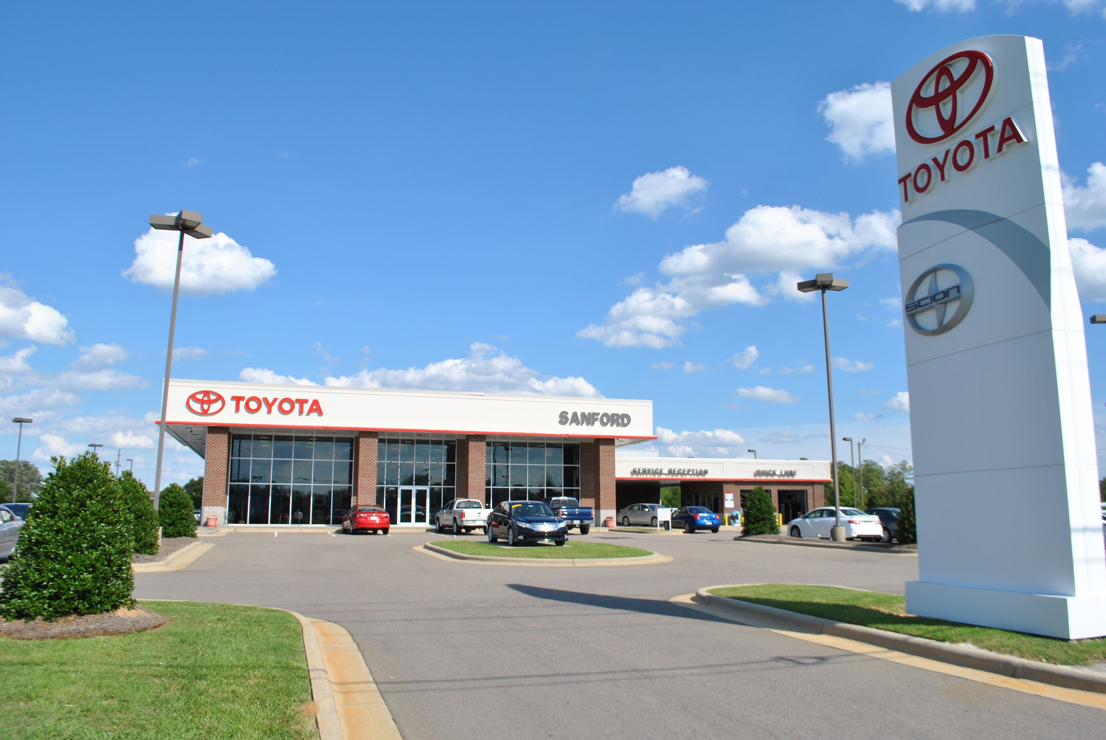 fred anderson toyota of sanford 3321 nc hwy 87 s sanford nc auto