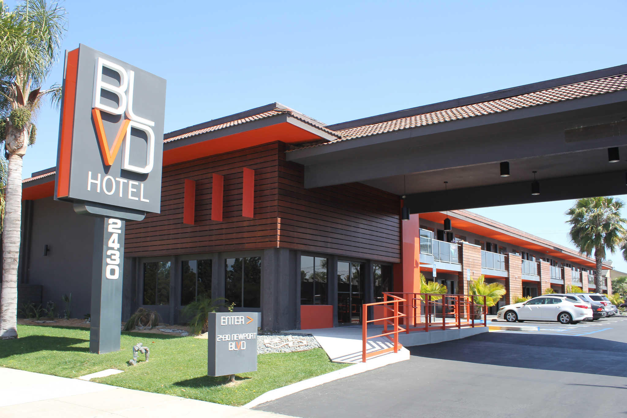 BLVD Hotel, an Ascend Hotel Collection Member image 0