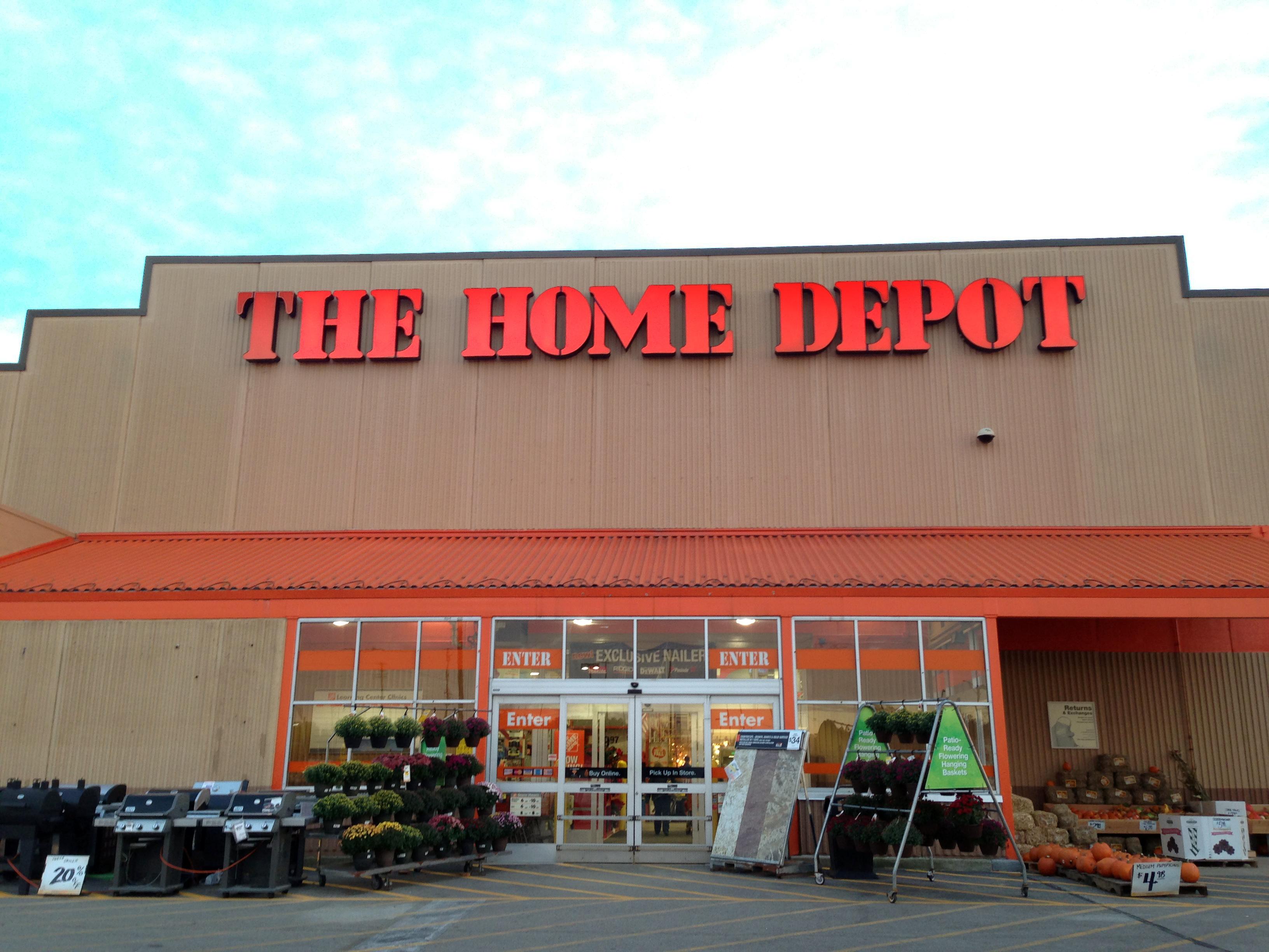 Home Depot Palatine Il