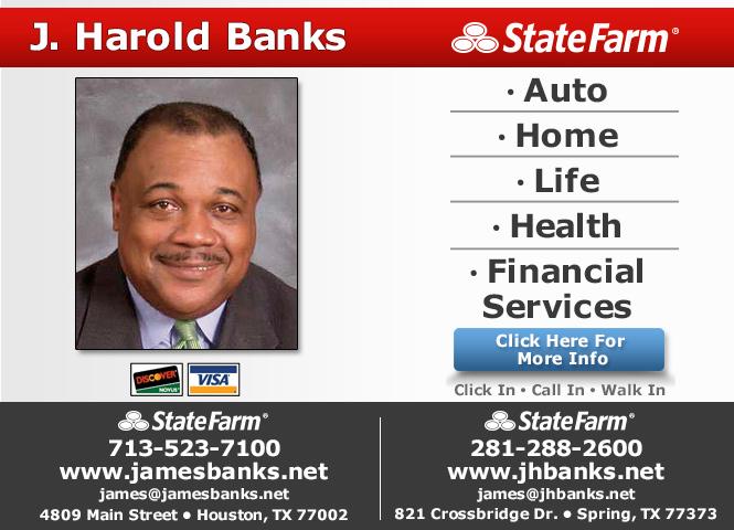 J. Harold Banks - State Farm Insurance Agent image 0