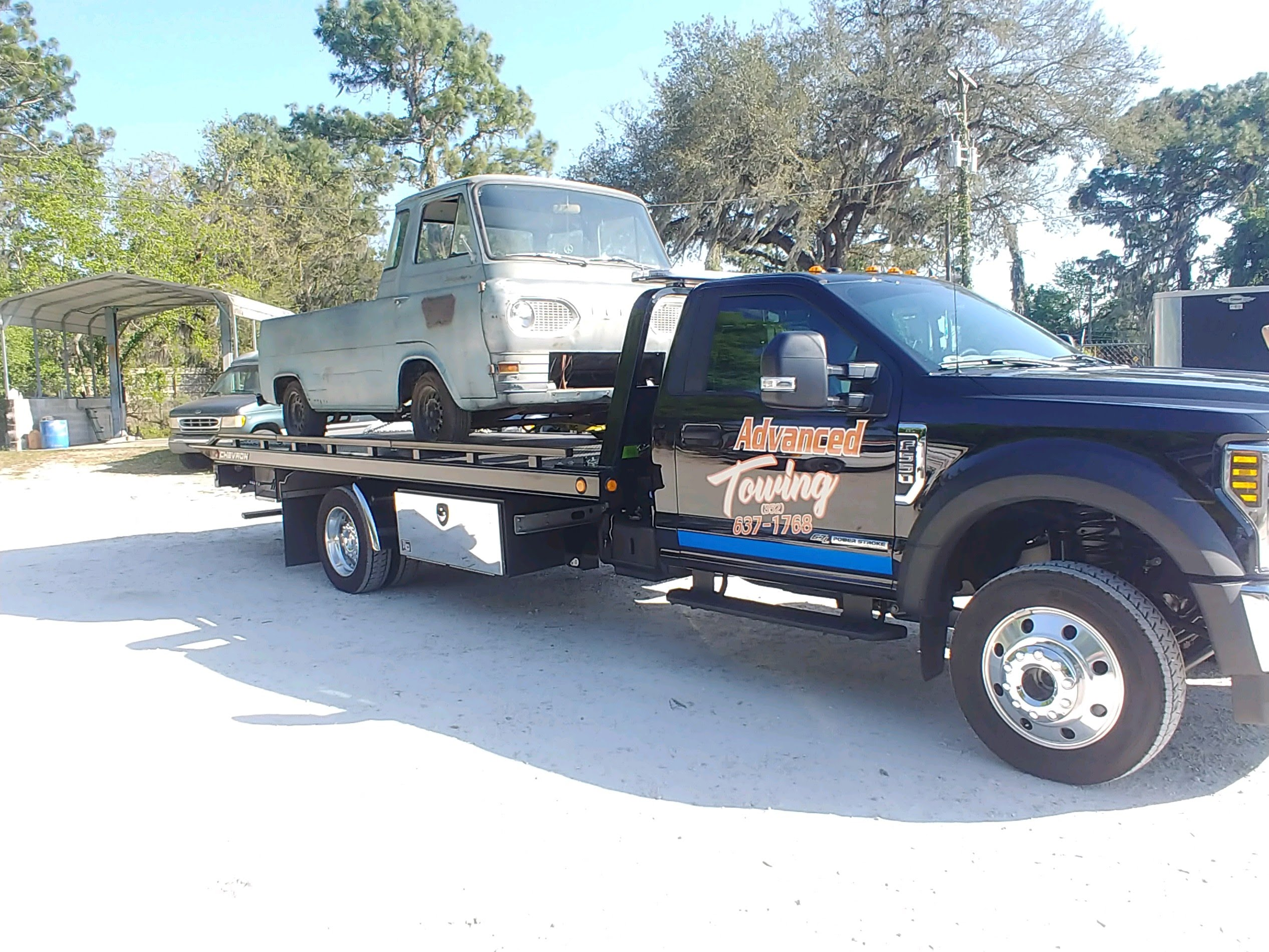 Advanced Towing image 42