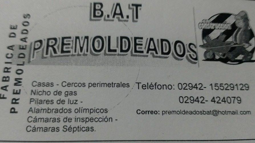 PREMOLDEADOS BAT