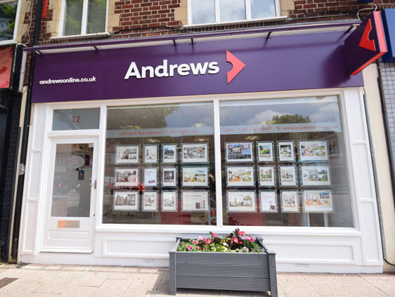 Andrews Estate Agents Downend