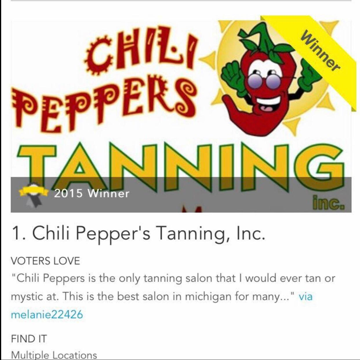 Chili Pepper's Tanning image 8