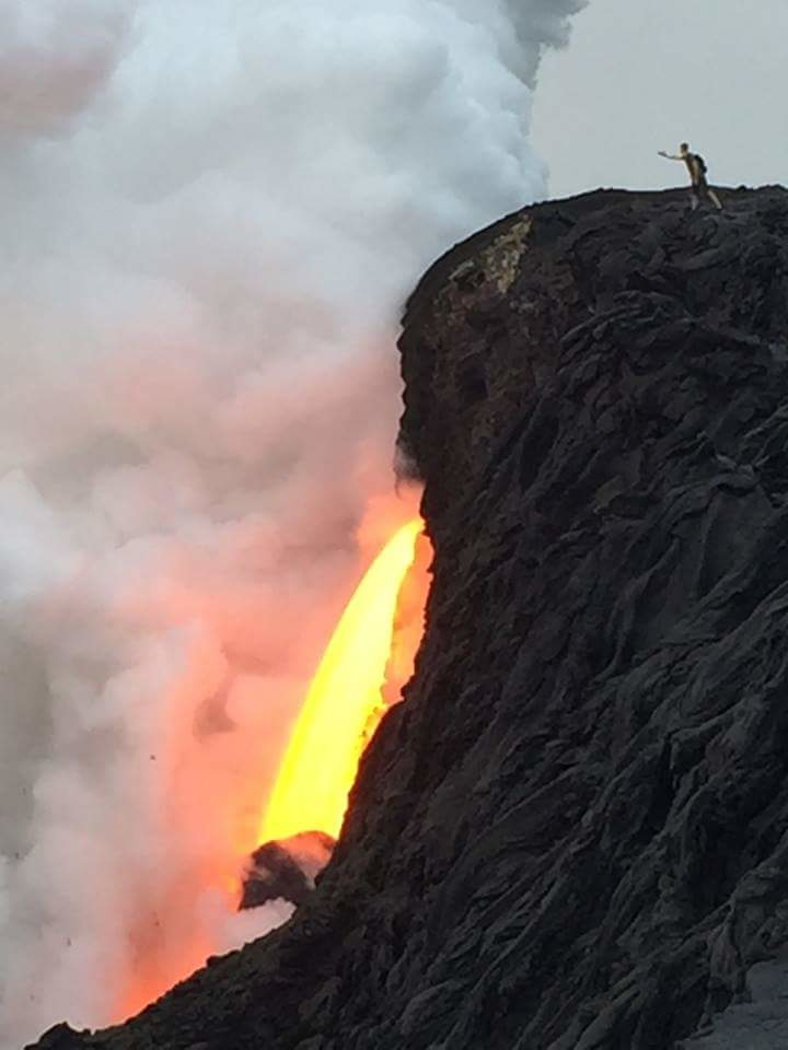 Big Island Lava Boat image 6
