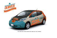 Custom car wraps and other vehicle graphics are a great way to promote and grow your business.  If you're interested in having your vehicle wrapped by a professional installation team give the Denver Print Company a call for a free inspection and project quote.