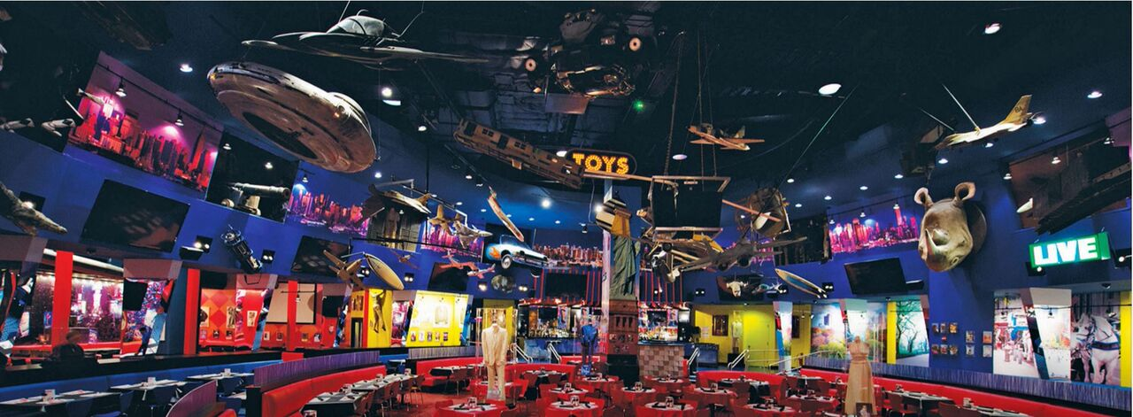 Planet Hollywood image 4