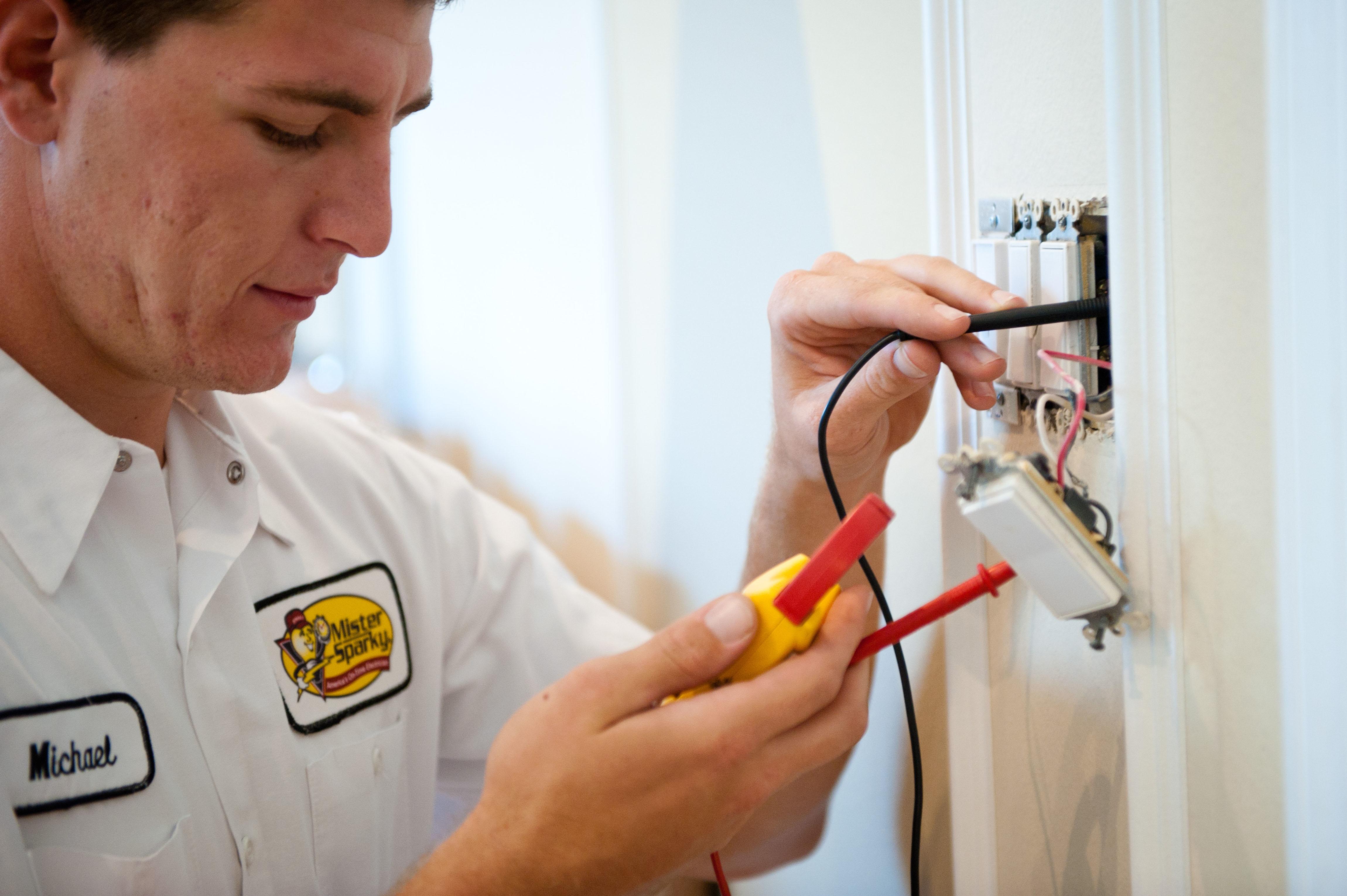 Mister Sparky Electrician Katy image 9