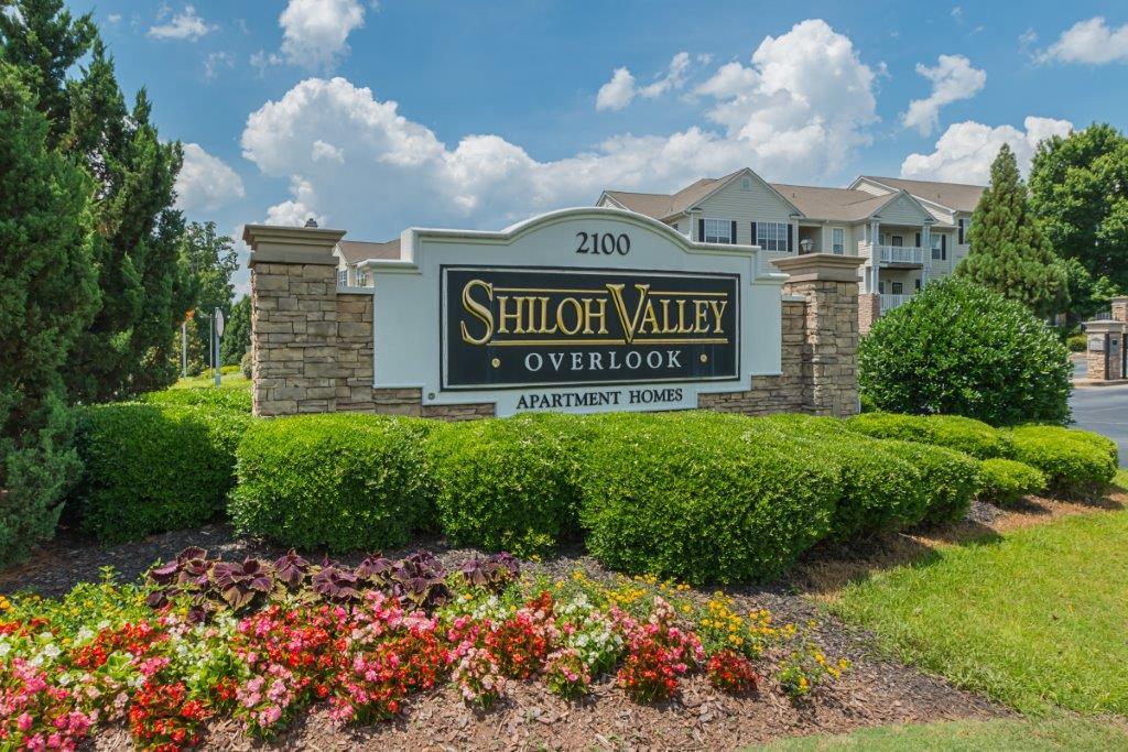 Shiloh Valley Overlook
