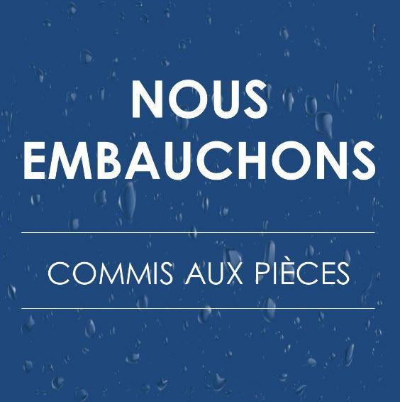 Liquidation Plomberie Mascouche à Mascouche: COMMIS AUX PIÈCES RECHERCHÉ POUR NOTRE SUCCURSALE DE STE-ROSE À LAVAL