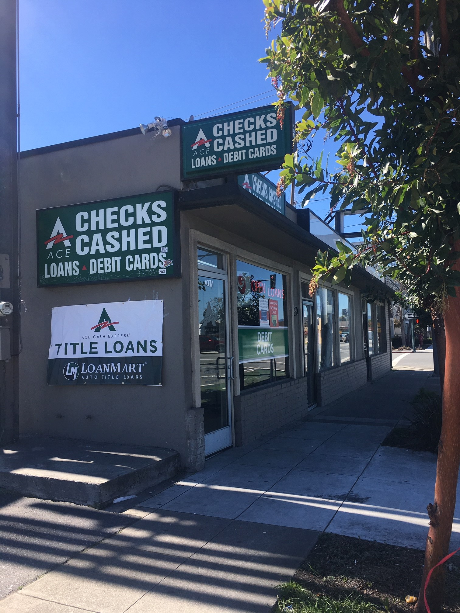 LoanMart Title Loans at Ace Cash Express - Closed
