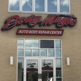 Body Magic Auto Body