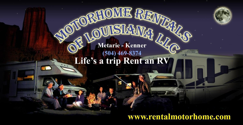 Motorhome Rentals of Louisiana LLC image 0